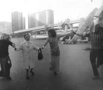 Anna Halprin, City Dance, 1976-1977. Performance on the streets of San Francisco