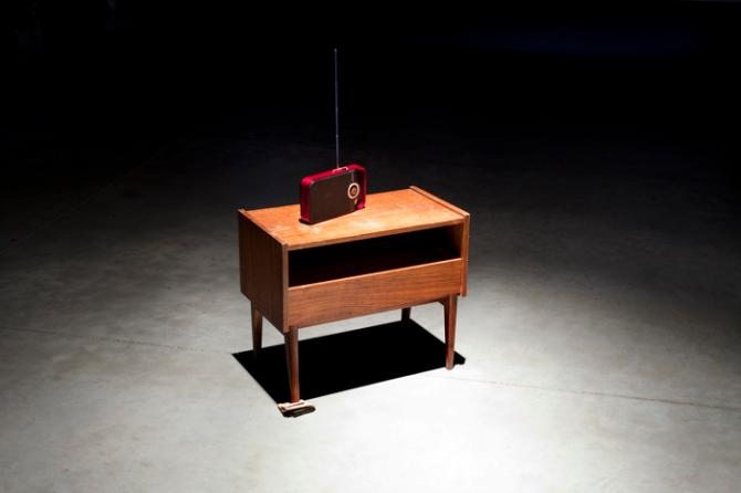 "Ahmet Ögüt ""Send Him Your Money"" (2010)"