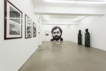 "View of Braco Dimitrijević, ""Early London Years,"" MOT International, London, 2014."